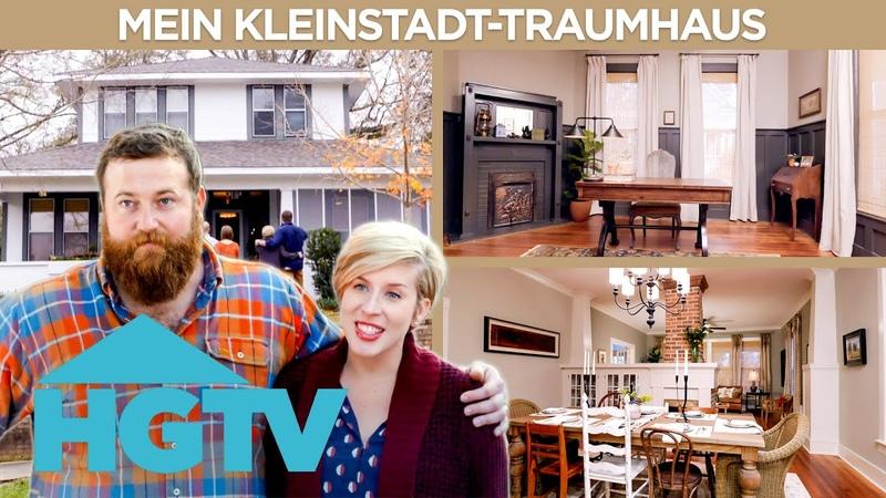 Das Burk House Rustikaler Charme Mein Kleinstadt Traumhaus HGTV Deutschland