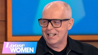 Pet Shop Boys' Neil Tennant Shares His Fondest Memories With Loose Woman Janet | Loose Women