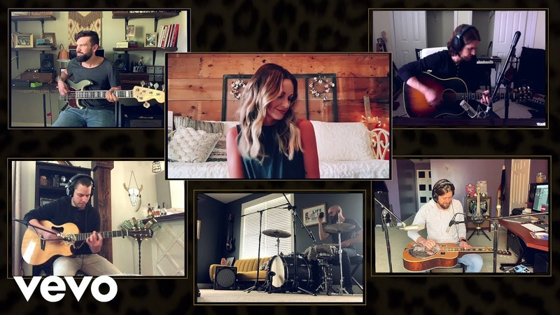 Carly Pearce You Kissed Me First The Social Distance Sessions