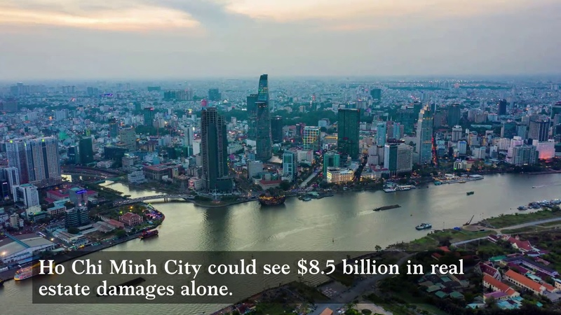 What to know about flood risk in Ho Chi Minh City Vietnam