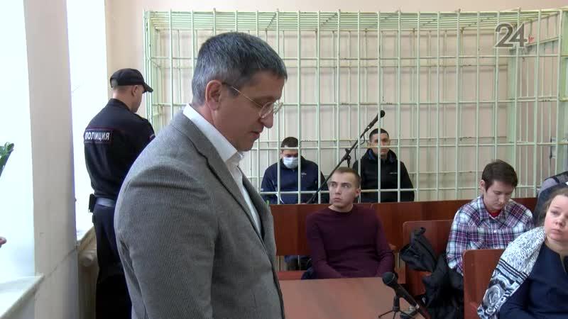 В Казани экс-начальник отдела по борьбе с ОПГ обвиняется в получении взятки в 25 млн рублей