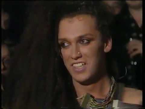 Dead Or Alive Pete Burns 1984 03 30 Interview @ ORS