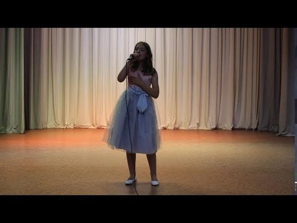 Настя Харламова Я стала вдруг иной Ария Белль из мюзикла Красавица и Чудовище