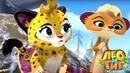 Лео и Тиг — Зимняя сказка — Серия 57 Мультики для детей