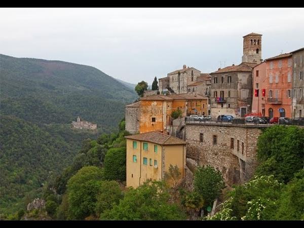 NARNI Perugia Umbria Italy TOUR COMPLETO