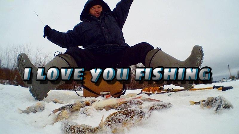 Я люблю тебя Рыбалка Хороший клёв вопреки всему От ерша до голавля