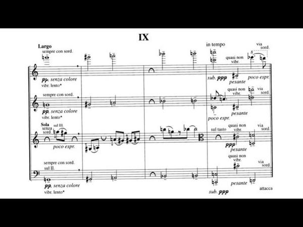 Kurtág György Officium breve in memoriam Andreae Szervánszky Op 28