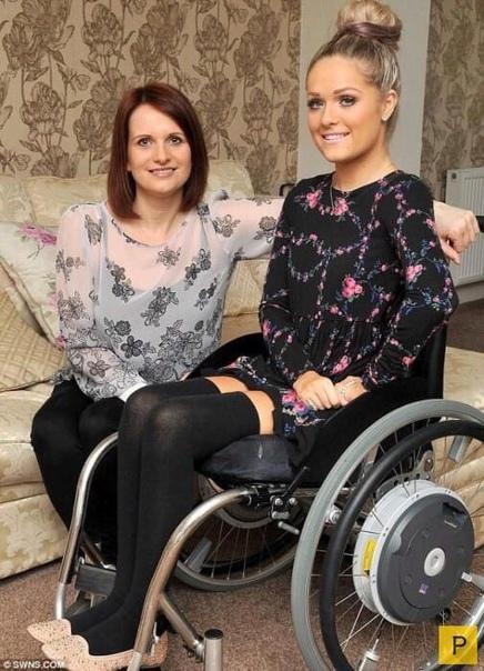 Девушка из Великобритании по имени Джордан несколько лет назад попала в страшное ДТП, после которого осталась прикована к инвалидному креслу Выйти из морально подавленного состояния ей помогли