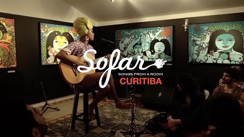 Bia Ferreira - Cota Não é Esmola • 19-11-2017 Sofar Curitiba