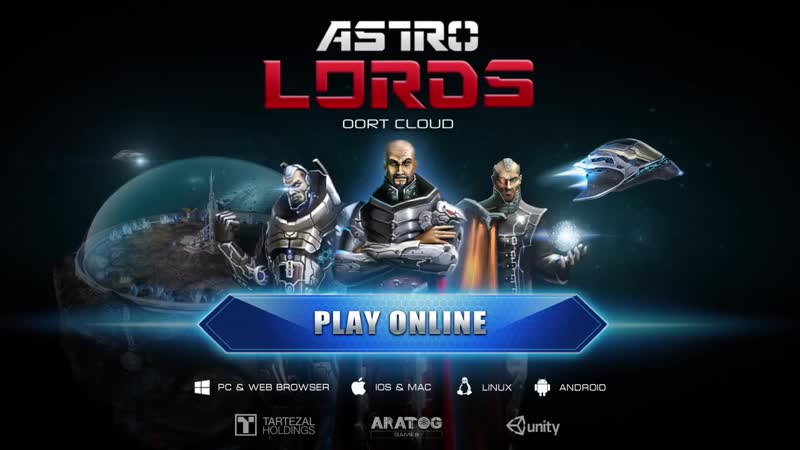 Astro Lords Official Gameplay Trailer ENG