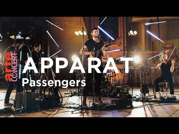 Apparat dans Passengers 2019 ARTE Concert