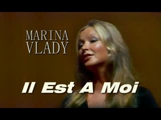 Marina Vlady - Il Est A Moi (1972)
