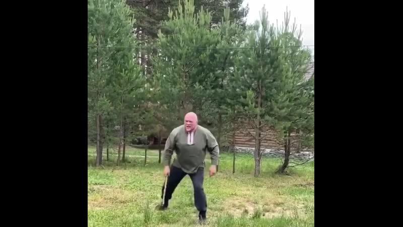 Максим Новосёлов Искусству кланяться обучаются когда нет сил держать оружие