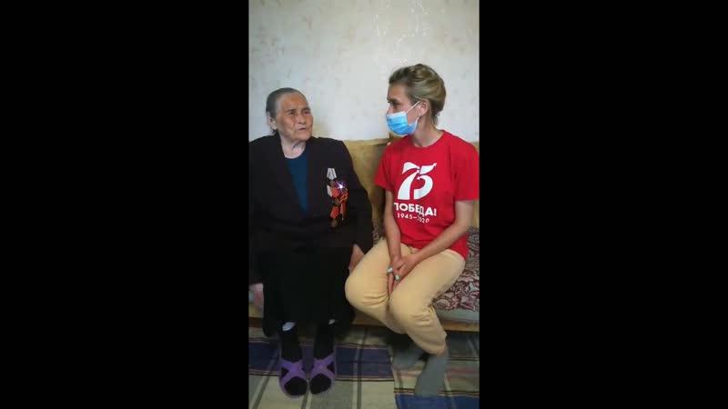 Интервью с Крутиковой Зинаидой Яковлевной
