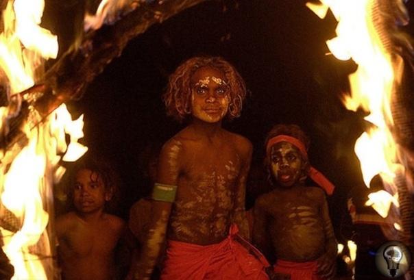 Дети-духи в верованиях австралийских аборигенов