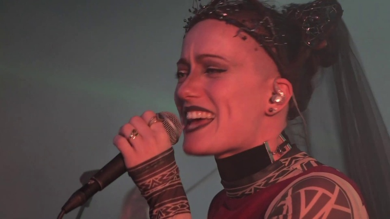 SHIREEN TINY BOXES Live at Castlefest 2019