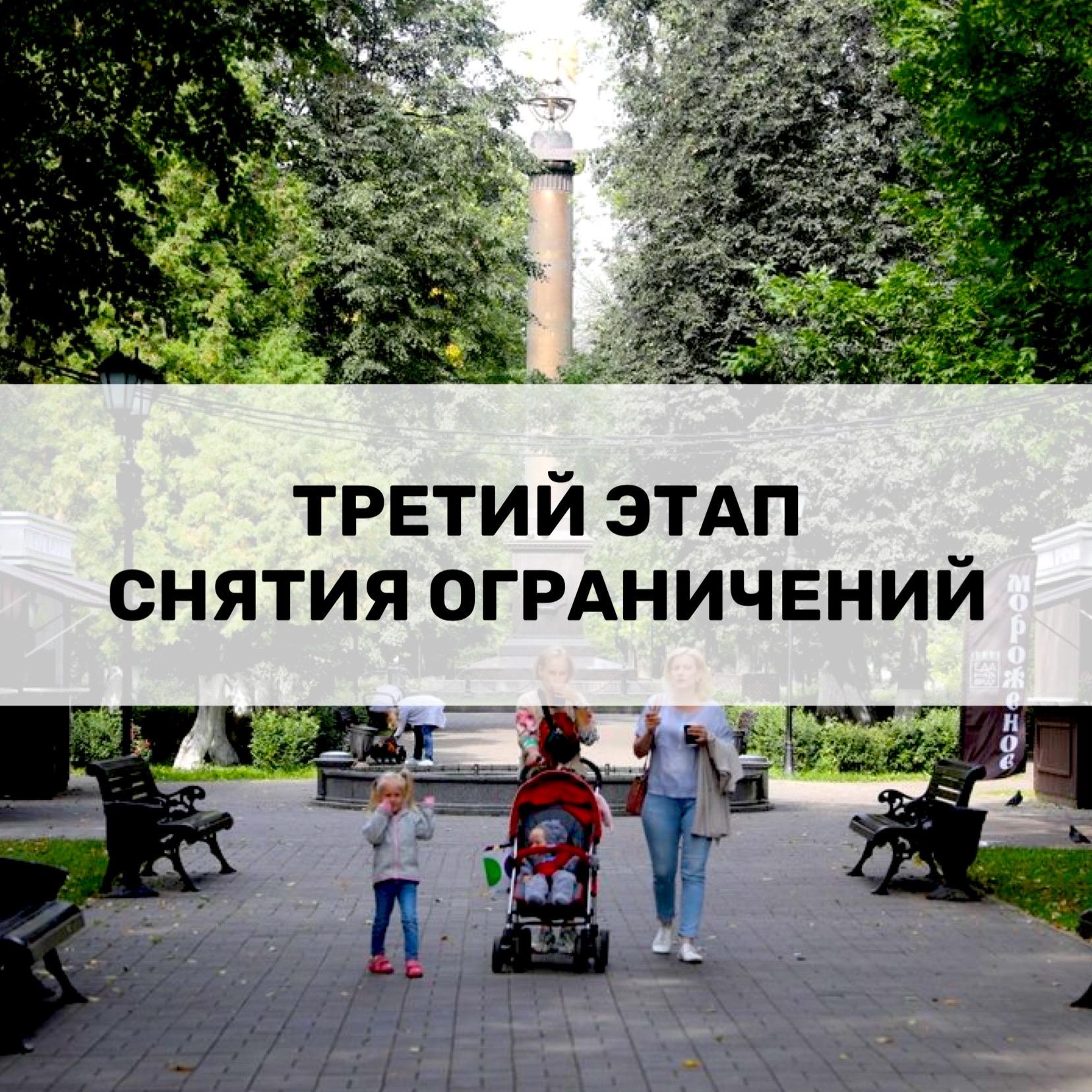 В Ярославской области начался третий этап снятия коронавирусных ограничений