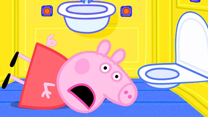 Peppa Pig Official Channel 🔴 The Boo Boo Moments Peppa Pig Special