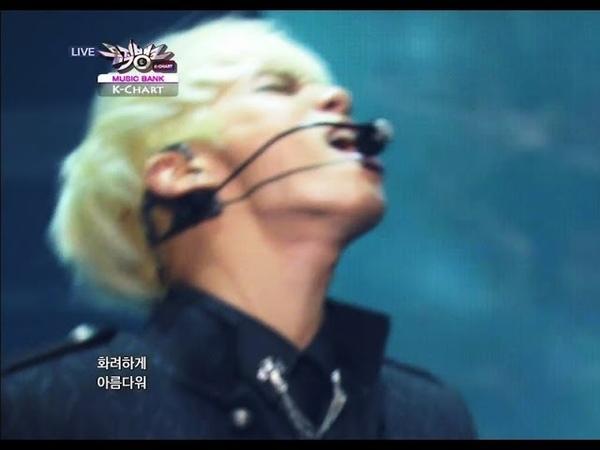 4th Week of October SHINee - Everybody (2013.10.25) [Music Bank K-Chart]