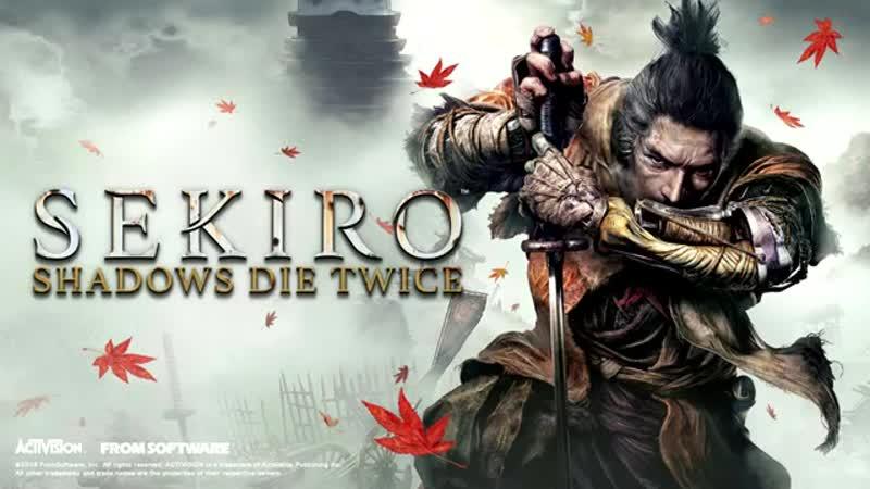 Sekiro Shadows Die Twice Soundtrack OST - Main Menu Theme