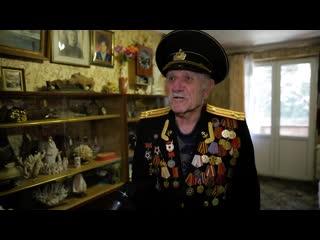 Православный добровольческий отряд Союз Маринс Групп поздравил ветеранов Ялты с годовщиной освобождения города