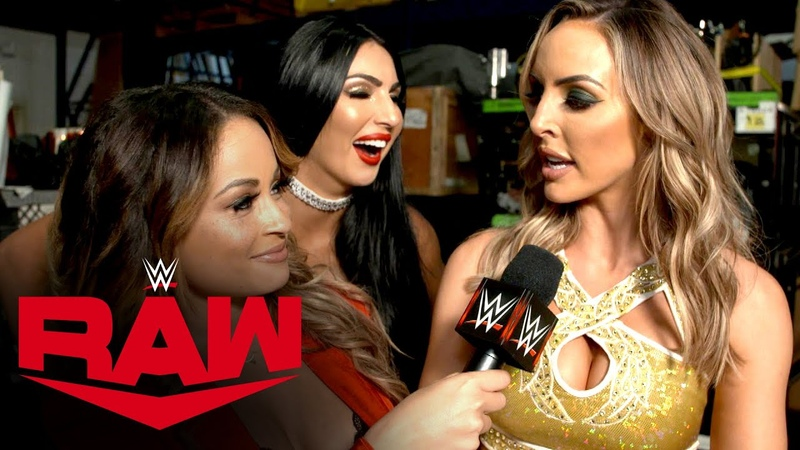 Video@kayroyce The IIconics have their eyes on the prize WWE Network Exclusive June 1 2020