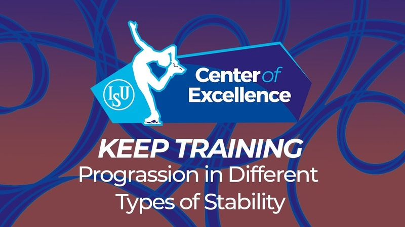 Progression in Different Types of Stability with Gerard Lenting | KEEP TRAINING