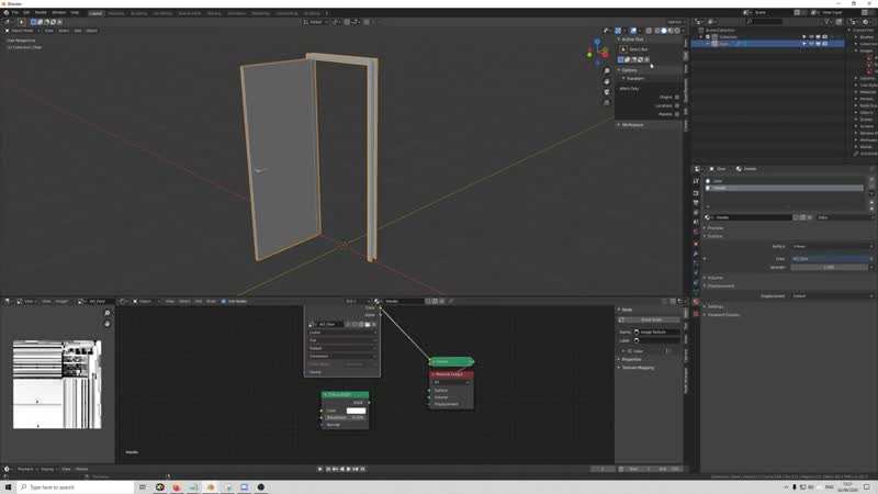 Faster Ambient Occlusion Baking in Blender 2 8