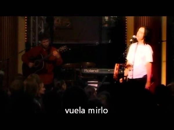 Marillion - Blackbird (Traducción al español)