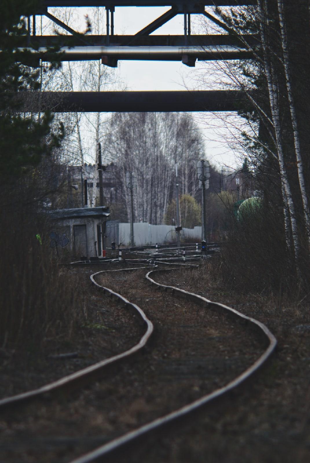 Железнодорожные кривоулки