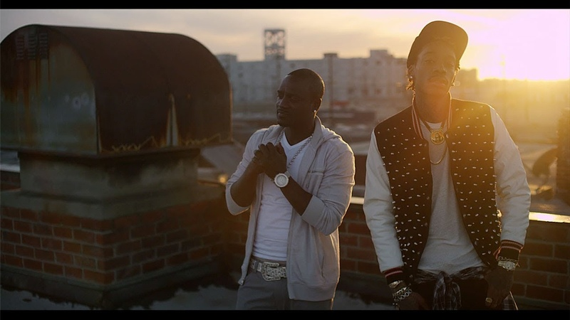 Wiz Khalifa Let It Go feat Akon Official Video