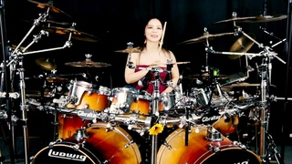 Dream theater - Take the time drum cover by Ami Kim(#108)