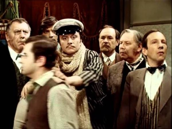 Тайный союз меча и орала методы современных хомячков Эпизод из фильма 12 стульев 1976 год