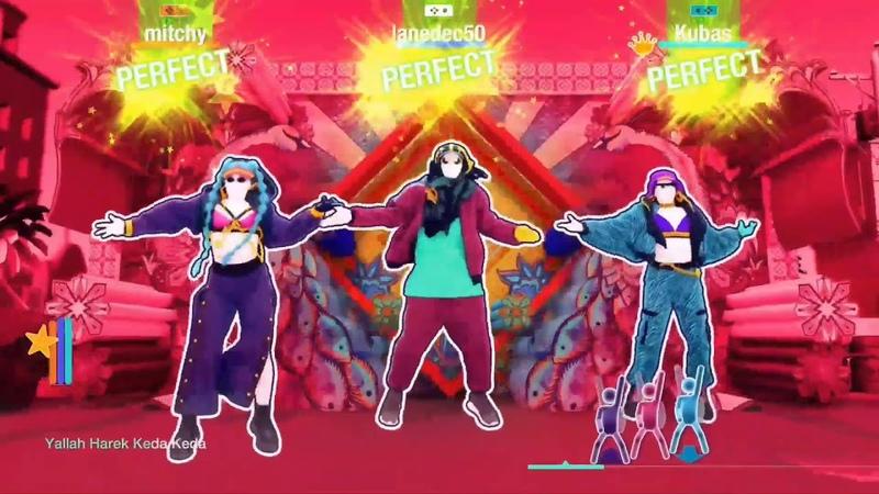 Habibi Yaeni by Orgonite Just Dance 2021 Full Gameplay