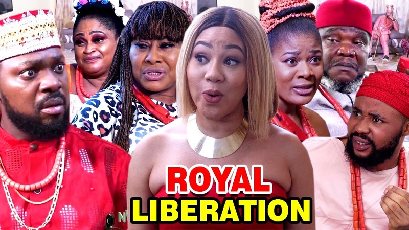 ROYAL LIBERATION Full Season 1 2 NEW MOVIE Chinenye Ubah Jerry Williams 2020 Latest Nigerian Movie