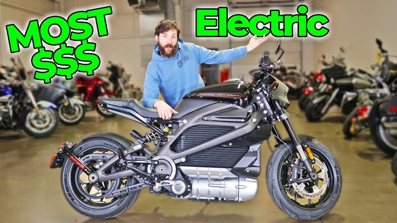 $30,000 I BOUGHT The most EXPENSIVE Electric Non Amazon motorcycle