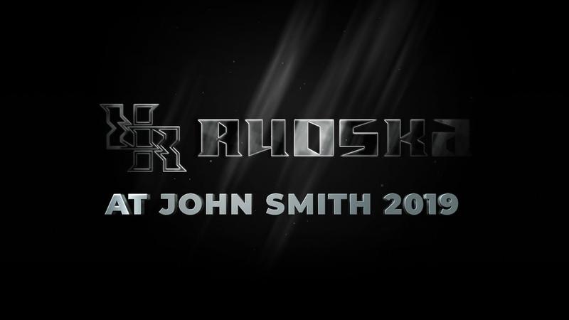 Ruoska @ John Smith Rock Festival 2019 HD full gig