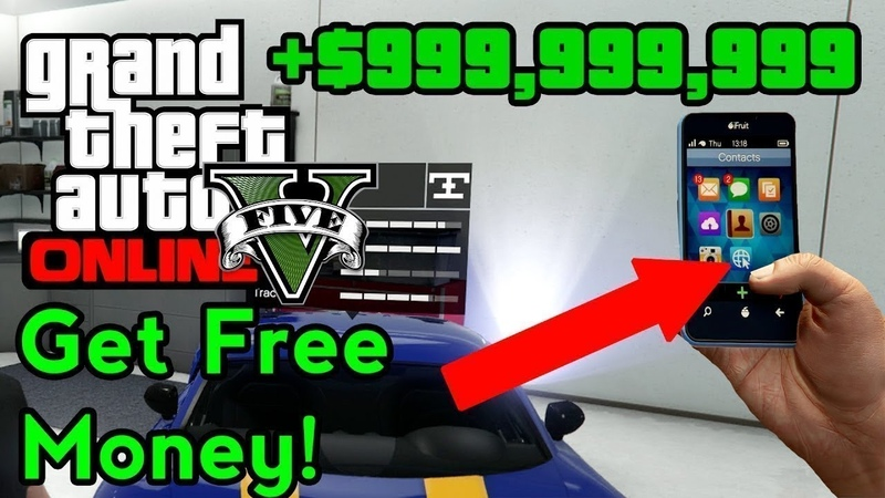 🦄HOW TO HACK GTA 5 ONLINE FOR MONEY🦄