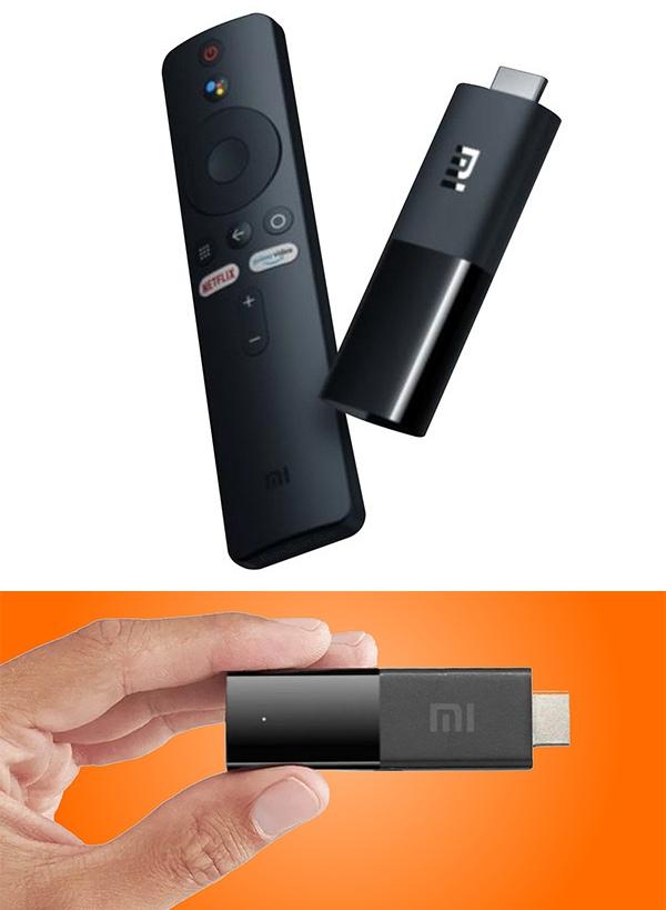 Недавно вышла эта сверхкомпактная ТВ-приставка Xiaomi Mi TV Stick -