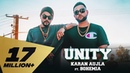 Karan Aujla Feat. Bohemia UNITY - Full Video Deep Jandu I Rupan Bal I Latest Punjabi Song 2018