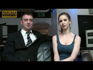 Stella Cox (TelevisionX Stella Cox aka 'Pillow Tits') [2020, Squirt, Cumshot, Cum in Mouth, Swallow, HD 1080p]