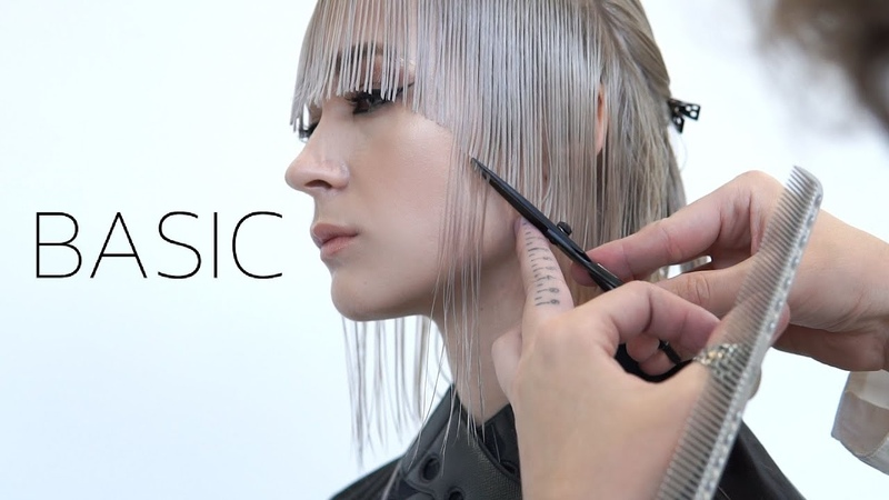 Basic Education Course for Hairdressers Haircuts Shapes and Techniques