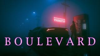 'B O U L E V A R D' | A Synthwave and Retro Electro Mix