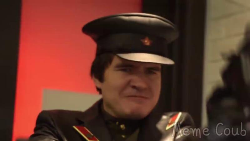 BadComedian КГБ мэн и инвалиды KGB man and disabled people