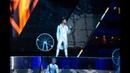 Александр Панайотов и Дана Соколова на церемонии открытия World Skills Kazan 2019