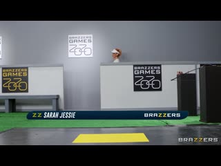 2020-08-07 Sarah Jessie - Ready aim anal