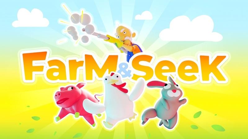 Farm and Seek 2020 Unreal Spring Jam WINNER