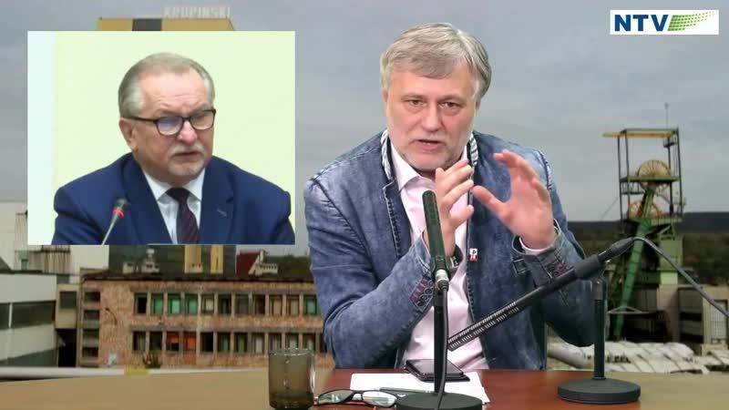 30 03 2018 Pikieta 5 kwietnia zablokujmy sprzedaż kopalni Krupiński Krzysztof Tytko