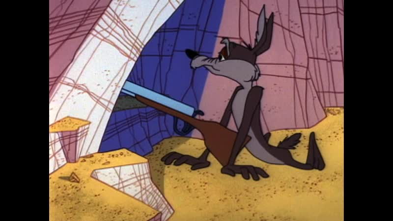 Roadrunner and Wile E. Coyote - War and Pieces (1964)