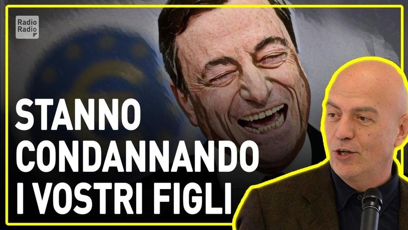 Lallarme di Rizzo ▷ Cè unenorme macchina al lavoro per farvi credere che Draghi sia il salvatore